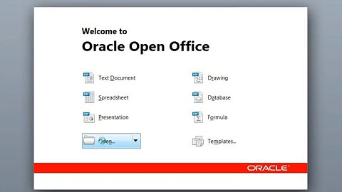 Oracle Open Office - Herstellervideo