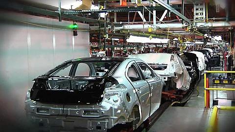 Herstellung des Chevrolet Volt