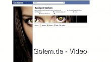 Facebook - kreativ bearbeitete neue Profile