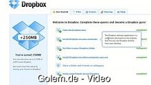Dropbox 1.0 - Demo