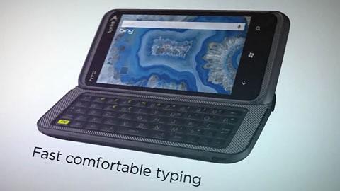 HTC 7 Pro - Herstellervideo