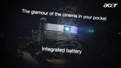 Acer-C20-Pico-Projektor - Herstellervideo