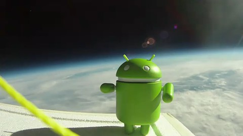 Android im Weltall - Making-of