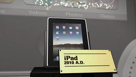Motorola Tablet Evolution - Herstellervideo zu Honeycomb