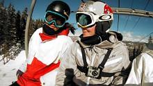GoPro - HD-Kamera im Schnee - Herstellervideo
