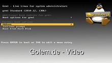 Grml - Linux-Distribution für Administratoren