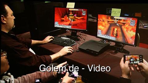Dungeon Defenders gleichzeitig auf PC, PS3 und Tegra-2-Smartphone
