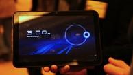 Motorola Xoom in Aktion auf der CES 2011
