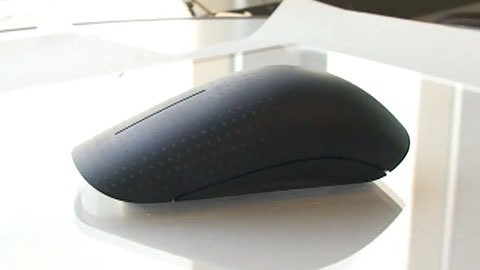 Microsoft zeigt seine Touch Mouse
