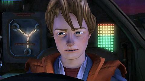 Back to the Future - The Game (Zurück in die Zukunft - Das Videospiel) - Trailer