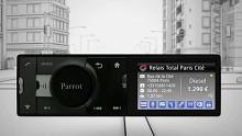 Parrot Asteroid - Android-Computer fürs Auto