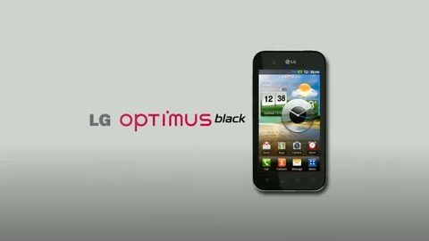 LG Optimus Black mit Nova-Touchscreen - Herstellervideo