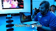 Intel Wireless Display (WiDi) Version 2 auf der CES 2011