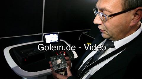 Audi zeigt Tegra 2 für den kommenden A3 auf der CES 2011