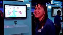 Intels Gestenkontrolle Keenu vorgestellt auf der CES 2011