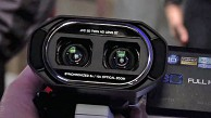 JVC zeigt GS-TD1 Full-HD-3D-Camcorder auf der CES 2011