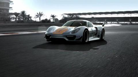 Porsche stellt 918 RSR vor - Rennwagen mit Hybridantrieb - Herstellervideo