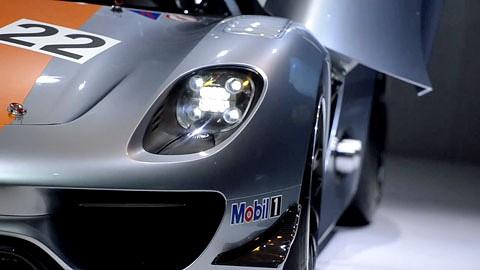 Designchef Michael Mauer spricht über Porsche 918 RSR