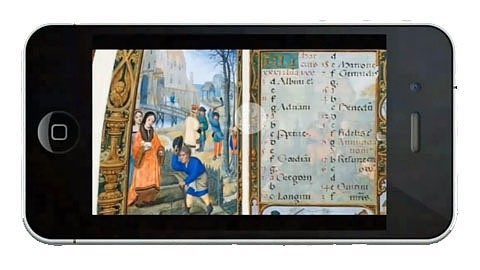 Treasures - App der British Library