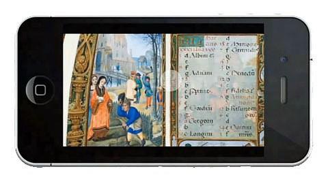 Treasures - App der British Library