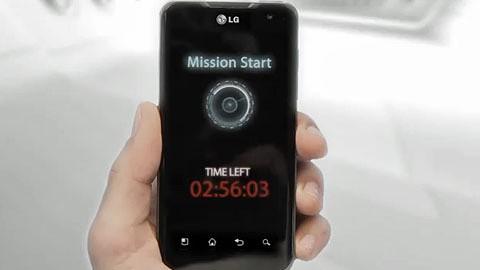 LG Optimus Speed - Herstellervideo
