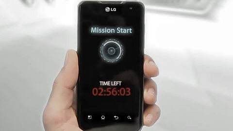LG Optimus Speed - Herstellervideo