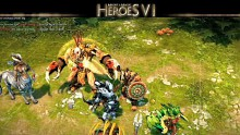 Might and Magic Heroes 6 - Entwicklertagebuch - Die Bastion