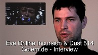 Eve Online Incursion und Dust 514 - Interview mit Húni Hinrichsen