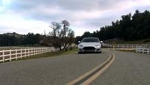 Tesla Motors - Model S im Straßentest