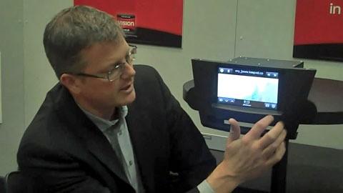 AMD zeigt einen Auto-PC mit den Bobcat-SoCs