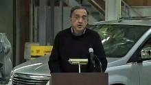 Chrysler-Chef Marchionne über das Hybridauto