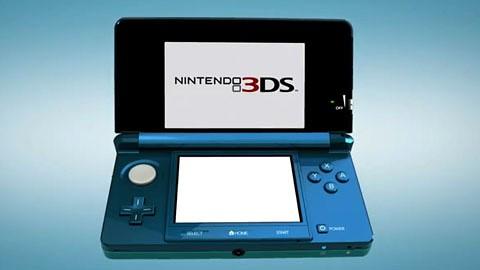 Nintendo 3DS im Detail - Herstellervideo