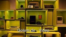 Eröffnung des Computerspielemuseums in Berlin