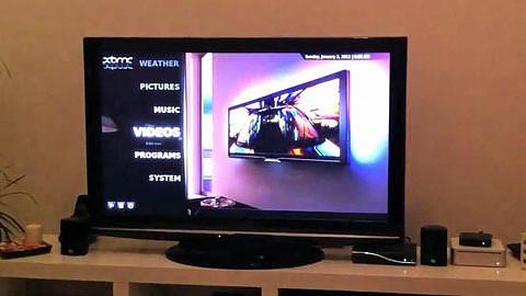 XBMC auf Apple TV 2G