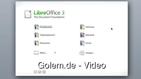Libreoffice 3.3 - Vorstellung