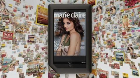Barnes and Noble - Nooknewsstand