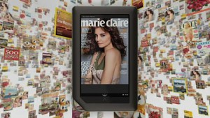 Barnes and Noble - Nooknewsstand