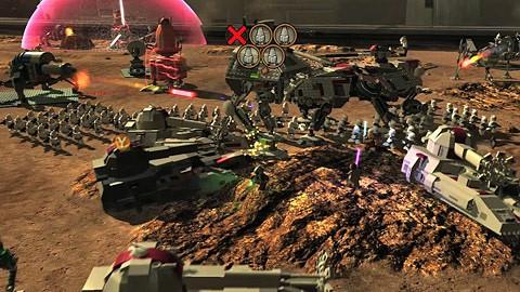 Lego Star Wars 3 - The Clone Wars - Entwicklertagebuch