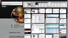Mozilla Labs präsentieren Home Dash