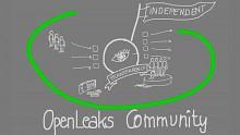 Wie arbeitet Openleaks
