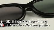 Golem.de - Werkzeugkasten - 3D-Brillen-Zweitverwertung