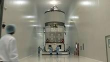 Europäischer Raumtransporter ist startbereit
