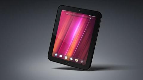 HP Touchpad - Ansichten des Tablets