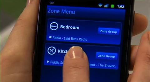 Sonos Controller für Android - Herstellervideo