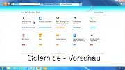 Internet Explorer 9 - Vorschau