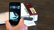 Druckerpatronentausch vom Smartphone visualisiert - Herstellervideo