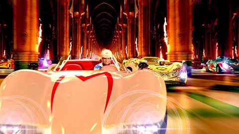Speed Racer - Kinotrailer