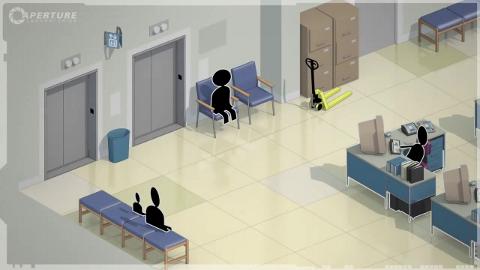 Portal 2 - Miniwerbevideo zum Valentinstag
