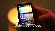 HTC Desire S - kurze Vorstellung auf dem Mobile World Congress 2011