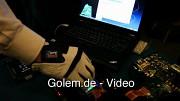 Synaptics stellt dünnere kapazitive Touchscreens auf dem MWC 2011 vor